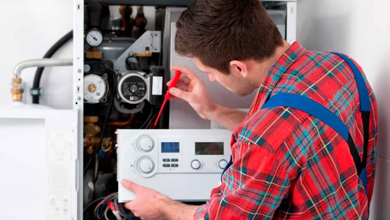 Revisión y mantenimiento de calderas y otras instalaciones