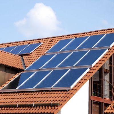instalación placas solares en viviendas unifamiliares