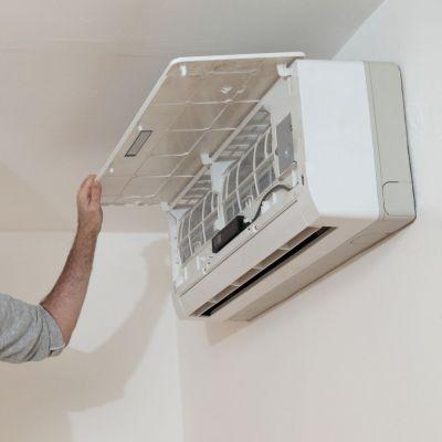 preinstalación aire acondicionado